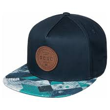 <b>Бейсболка DC Shoes</b> Geosense Hats ADYHA03449-BYJ1 синяя ...