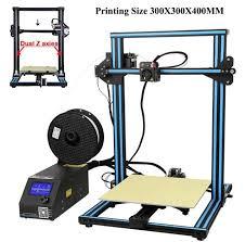 Cheap <b>CTC</b> 3D Printer <b>A10S</b> 300x300x400mm Aluminum Dual Z ...