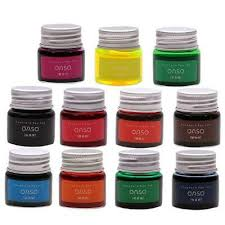 <b>20ml</b> Authentic <b>Pure Colorful</b> Ink Fountain Pen Writing Ink Refill ...