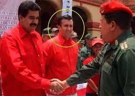 Resultado de imagem para Tareck El Aissami Chaves e Maduro