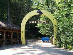 Image result for wisconsin dells lost canyon