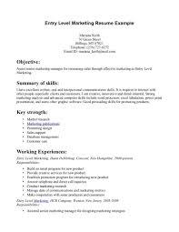 resume qualification entry level entry level resume example sample    resume qualification entry level entry level resume example sample first job resumes resume qualifications