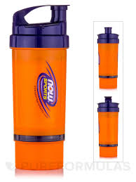 <b>NOW</b>® <b>Sports</b> - 3-In-1 <b>Sports Shaker Bottle</b> - 25 oz