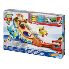 ROZETKA   Игровой <b>набор</b> Hot Wheels История игрушек 4 Disney ...