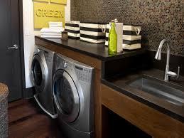 laundry room makeover ideas bright modern laundry room