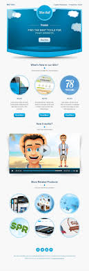 creative email template mail templates