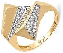 <b>KABAROVSKY Кольцо</b> с 35 бриллиантами из жёлтого золота <b>11</b> ...