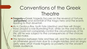 oedipus rex context analysis social political athens th conventions of the greek theatre 61620 tragedy greek tragedy focuses on the reversal of fortune