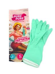 <b>Перчатки</b> хозяйственные <b>Pure Pure</b> 8267490 в интернет ...