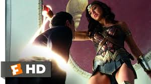 <b>Justice League</b> (2017) - <b>Wonder Woman</b> Saves London Scene (1/10 ...