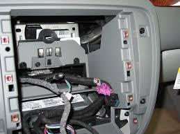 2007 2013 chevrolet silverado and gmc sierra crew cab car audio dash out radio