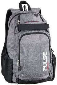 <b>Рюкзак PULSE SCATE</b> GRAY, 48х36х23см