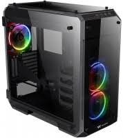 <b>Thermaltake View 71</b> Tempered Glass RGB Edition черный (CA-1I7 ...