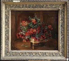 <b>Oil Floral</b> Art <b>Paintings</b> for sale | eBay