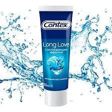 <b>Contex гель</b>-<b>смазка Long</b> Love с охлаждающим эффектом, 30 мл ...