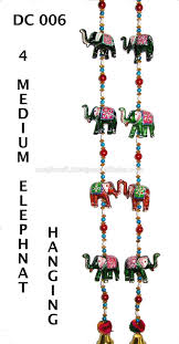 Small Picture Gujarati Home Decor Wall Hangingelephant Theme Door Hanging