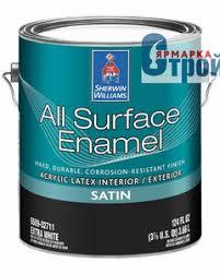 «Универсальная <b>эмаль</b> для металла и лепнины <b>All Surface</b> ...