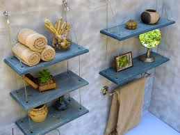 bathroom storage tower pcd homes magnificent bathroom shelves floating industrial by shelf unit ilfullx