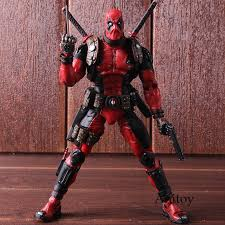 <b>NECA Epic Marvel Deadpool</b> Figure Action Ultimate Collector's 1/10 ...
