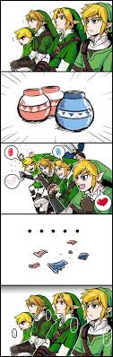 The Legend of Zelda meets memes | Legend of Zelda | Pinterest ... via Relatably.com