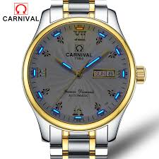 T25 Tritium <b>Watch Men Carnival Mens</b> Top Brand Luxury Automatic ...