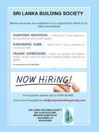 trainee supervisor jobs vacancies in sri lanka top jobs topjobs best job site in sri lanka cv lk