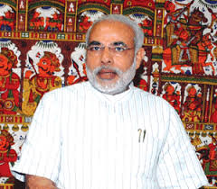 குஜராத் முதல்வர்  நரேந்திர  மோடியின்  பேட்டி