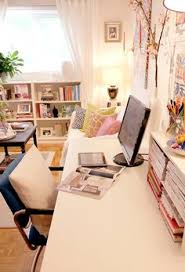 i like the cabinet color walls for office how to declutter when preparing to move into a smaller space i want this office space such a dreamy office beautiful home office delight work
