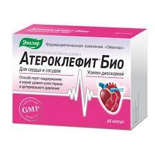 <b>Атероклефит БИО капс</b>. 250мг №<b>60</b> 90504 (Эвалар) по ...