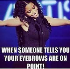 Eyebrows on FLEEK on Pinterest | Eyebrows, Brows and Lashes via Relatably.com