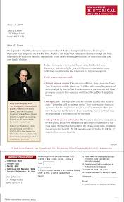 effective fundraising letters new hampshire historical society used a two page appeal letter