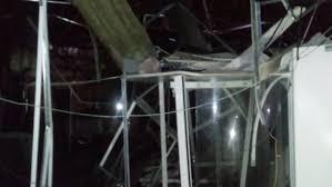 Resultado de imagem para Criminosos explodem agência bancária no município de Cariré