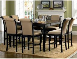 dining room dining room elegant harding 62quot round dining table amazoncom furniture 62quot industrial wood