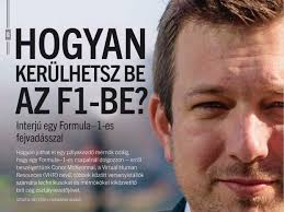 motorsport recruitment interview an f1 headhunter vhr conor mckeon divisional director of f1 and motorsport recruitment talks to hungarian formula 1 magazine formula about motorsport headhunting and