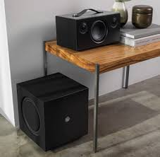 <b>Портативная</b> акустика <b>Audio Pro</b> Addon C 10 Black Multiroom ...