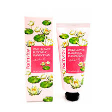 <b>Крем для рук</b>, 100 мл Farmstay <b>Pink</b> Flower Blooming Hand Cream ...