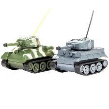 Купить <b>Радиоуправляемый танковый бой</b> Pilotage Tiger и T34/85 ...