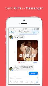GIFjam for Messenger - Send animated GIF memes to Facebook friends ... via Relatably.com