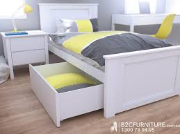 Kids Bedroom Furniture Packages Dandenong Bedroom Suites Single White B2c Furniture