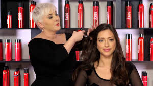 How to use Big <b>Sexy Hair Push</b> Up Dry Thickening Spray - YouTube