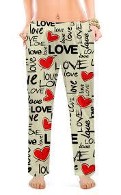 Женские пижамные штаны <b>ЛЮБОВЬ LOVE</b> #2617740 по цене 1 ...