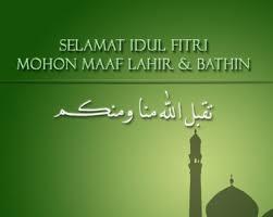 Hari Raya Idul Fitri 1435 H