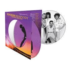 Виниловая пластинка Soundtrack <b>Bohemian</b> Rhapsody (Picture ...