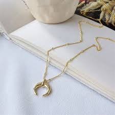 <b>Flyleaf</b> 18k Real Gold Necklace <b>925 Sterling</b> Silver Necklace For ...