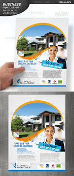 real estate flyer design by designcrew graphicriver real estate flyer design corporate flyers