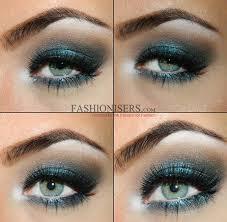 bluetiful makeup tutorial