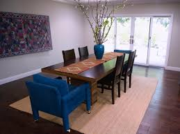 Dining Room Chairs With Casters And Arms Photos Hgtv