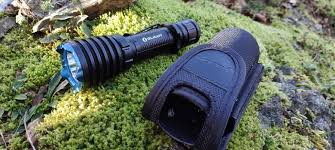 <b>Olight Warrior X</b>: защищённый <b>фонарь</b> для охоты мощностью ...