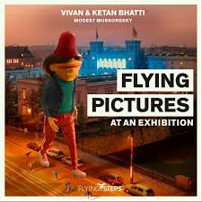 <b>Flying</b> Steps - Pictures At An Exhibition (2 Lp, 180 Gr) | www.gt-a.ru