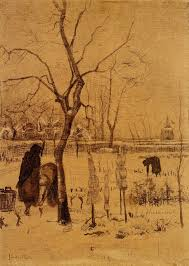 what nature meant to van gogh hidden cause visible effects ink on paper van gogh museum amsterdam